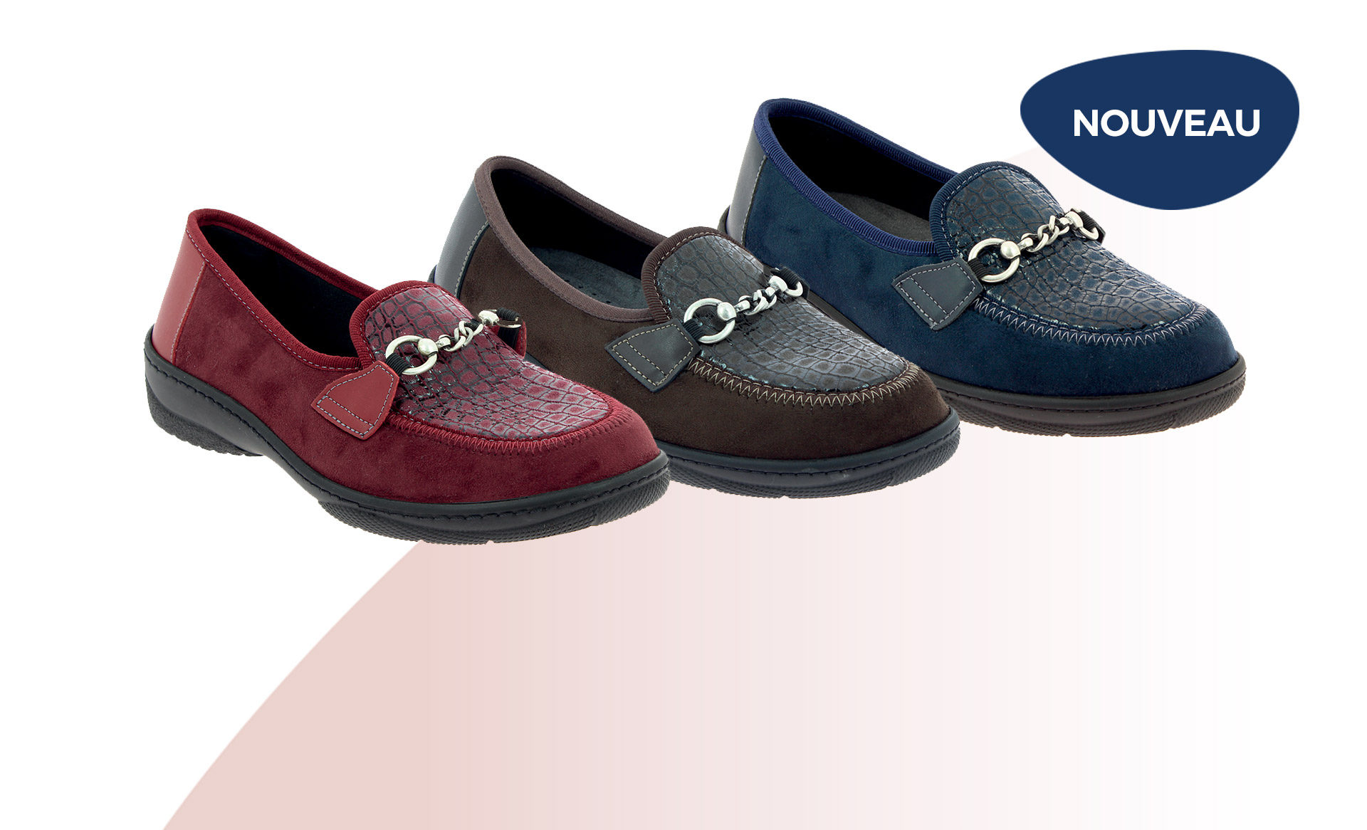 Chaussures orthopédiques CHUT Maeliss